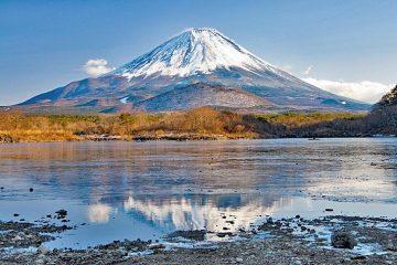 Fakta Gunung Fuji Yang Jarang Diketahui