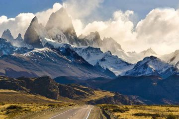 Rumput Es Yang Unik Di Pegunungan Andes