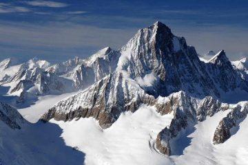 Wisata Ekstrim Di Pegunungan Alpen, Berani Coba ?