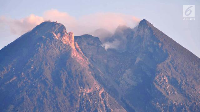 Gunung Merapi Bukan Hanya Sekedar Mitologi Atau Legenda