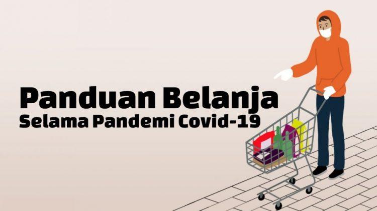Tips-Tips Berbelanja Aman Saat Pademi COVID-19